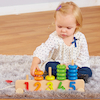 Wooden Counting Stacking Toy  small