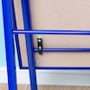 Big A Frame Easel Blue W90 x H90cm  small