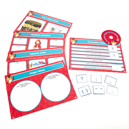 Grammar Games and Investigations  large
