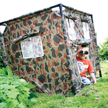Outdoor Portable Forest Hideaway Den  medium