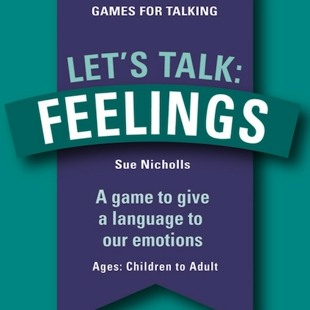 Lets Talk Feelings Activity Cards 78pk  large
