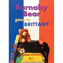 Barnaby Bear Goes to Brittany Big Book  medium