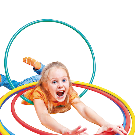 Hula Hoop Sets 12pk  large