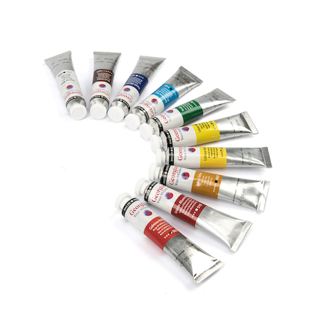 Daler Rowney Georgian Water Mixable Oil Intro Set  large