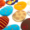 Sort and Match Fabric Egg Collection  small