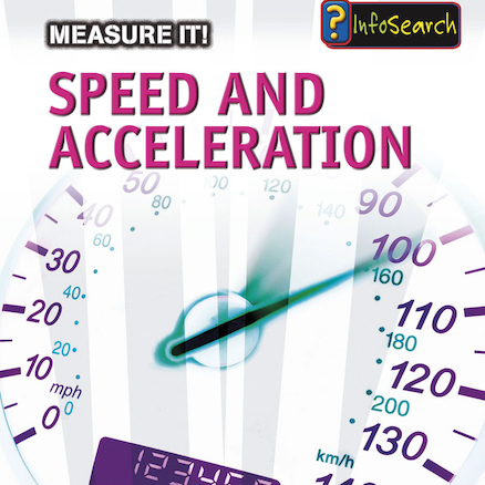 KS3 Measure It Speed and Acceleration Book  large