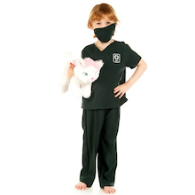 Role Play Dressing Up Vet Outfit  medium