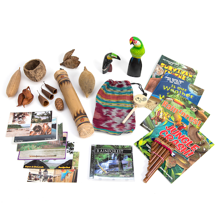 The Rainforest Resource Box  large