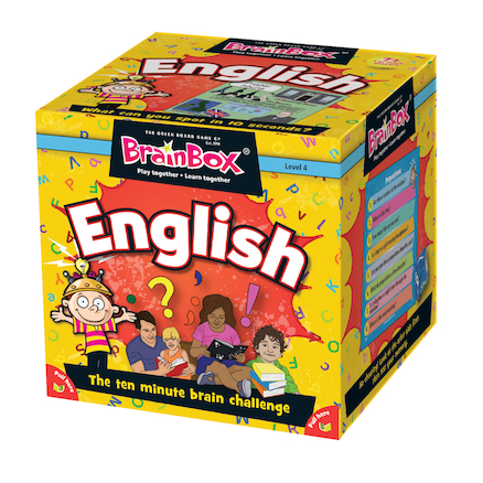 BrainBox English Game  large