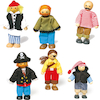 Small World Pirate Dolls 6pcs  small