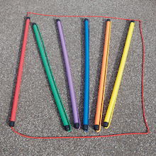 Skipping Jump Batons 6pk  medium