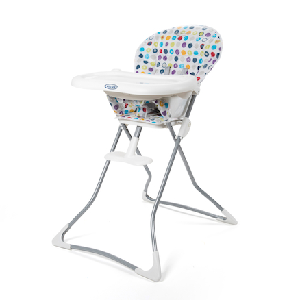 Folding Highchair  large