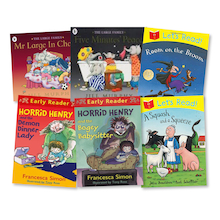 Acclaimed Authors Guided Reading Books 42pk  medium
