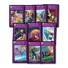 Rescue Series Catch Up Reading Decodable Book Pack 10pk  medium