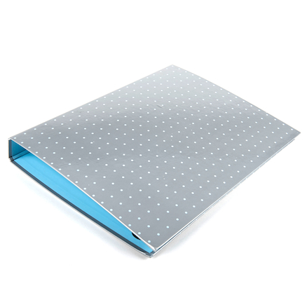 Pukka Metallic Ring Binder Folders  large