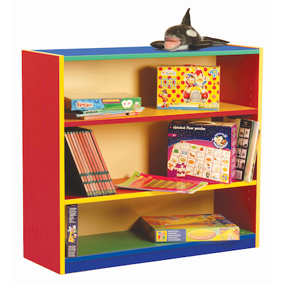 Colour My World Bookcase  large
