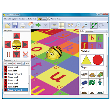Bee\-Bot® Activities 1 Software  large