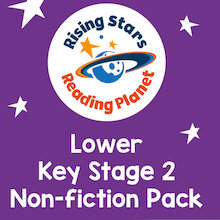 Reading Planet KS2 Lower non-fiction pack  medium