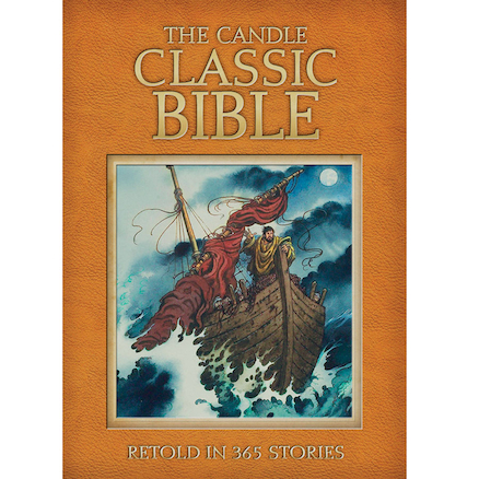 365 Classic Bible Stories Book  large