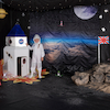 Immersive Environments Backdrops Space  small