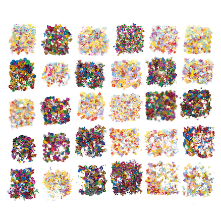 Carnival Mix Sequins  large
