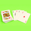 Traditional 52 Card Playing Pack  small