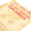 WW2 Blitz Documents Facsimile Pack  small