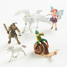 Small World Mythical Character Set 5pcs  medium
