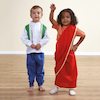 Multicultural Dressing Up Clothes Multibuy  small