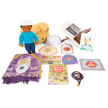 Muslim Child's Artefact Collection  medium