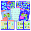 KS3 French At Home Revision Activity Cards 10pk  small