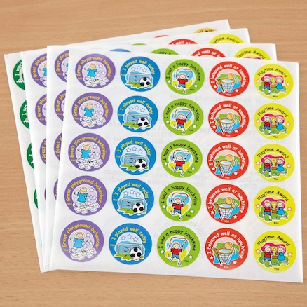 Good Behaviour Stickers 1125pk  large