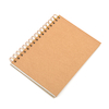 Pisces Hardback Kraft Cover Spiral Sketchbook A5 140gsm  small
