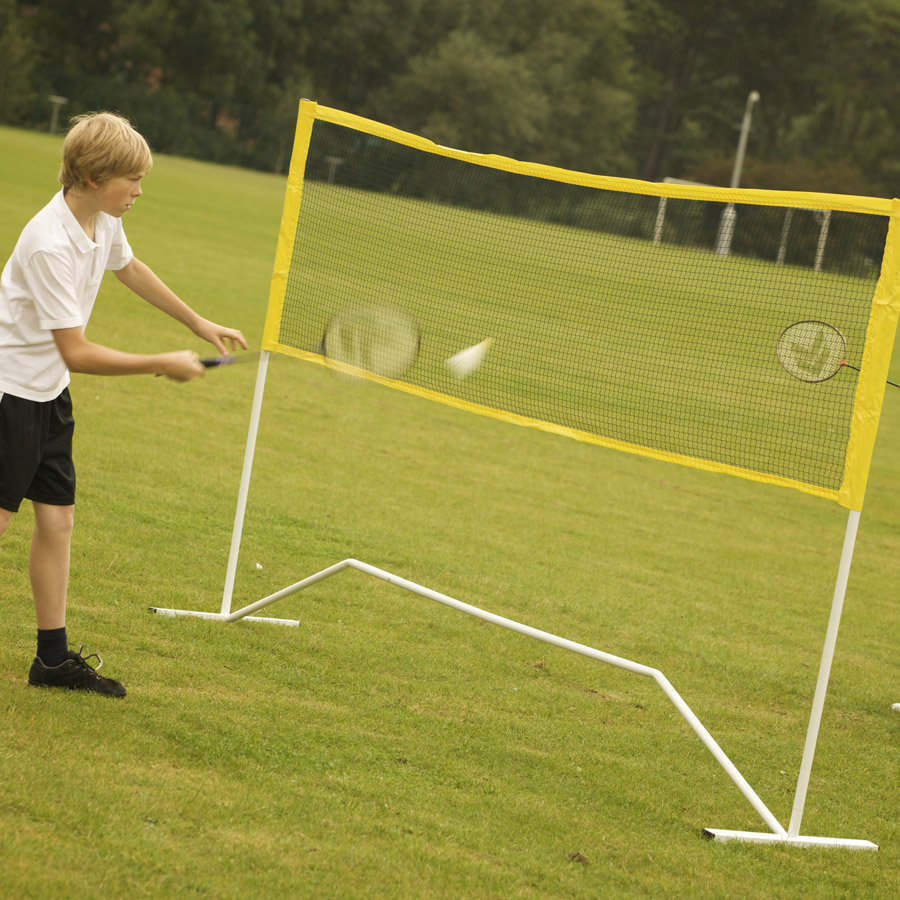 Buy Multisport Tennis And Badminton Net Set 3m And 6m Tts