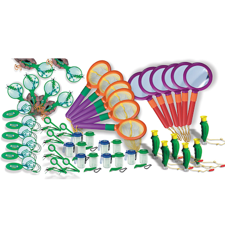 Minibeast And Plant Exploration Equipment Pack  large