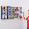 Wall Mounted Leaflet Displays  small
