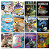KS3 Accelerated Reader Level 4-5 Book Pack 12pk  small