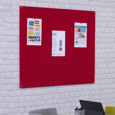 Decorative Unframed Noticeboards  large