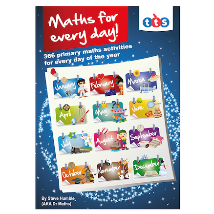 Maths for Every Day 366 Activities  large