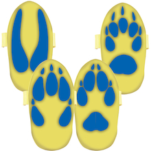 Foot Stampers Assorted  medium