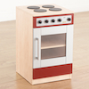 Premier Role Play Wooden Kitchen Range  small