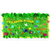 Tropical Foliage Fadeless Display Roll 1218mmx15m  small