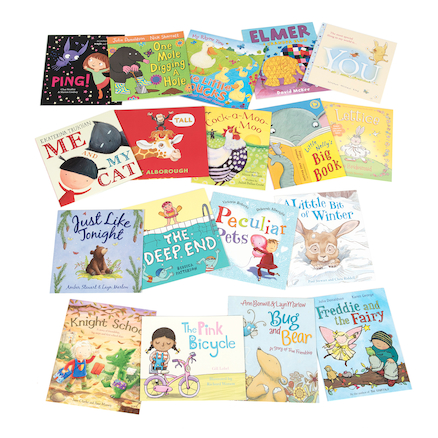 Foundation Reading Book Pack  large