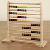 Giant Wooden Outdoor Abacus  small