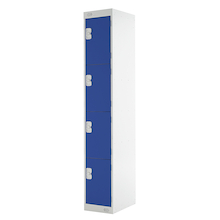 Four Door Single Nest Locker  medium