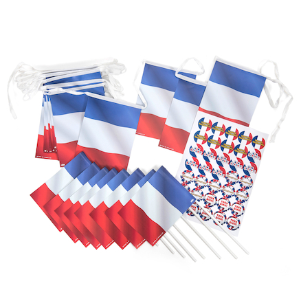 French Bunting  large