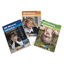 Small Change Big Difference Activity Books  medium