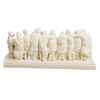 The Last Supper Resin Figure L20cm  small