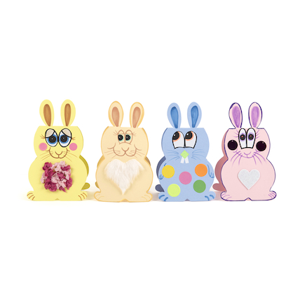 Easter Bunny Cards 30pk  large