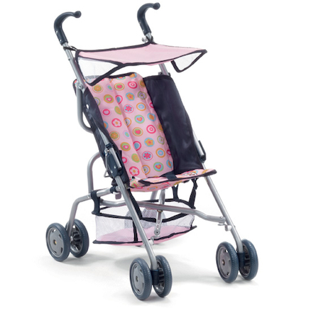 Role Play Single Pram  large